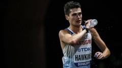 Надеждата на Великобритания за медал в маратона Калъм Хоукинс беше включен в предварителния списък на участници