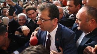 Екрем Имамоглу официално встъпи в длъжност като кмет на Истанбул