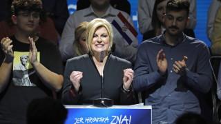 Хърватите гласуват предколедно на оспорвани президентски избори