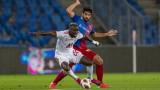 Али Соу няма гол в efbet Лига повече от два месеца