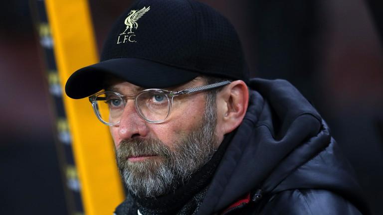 Клоп: Според вас дали в Ливърпул искаме да отпаднем от Шампионската лига?
