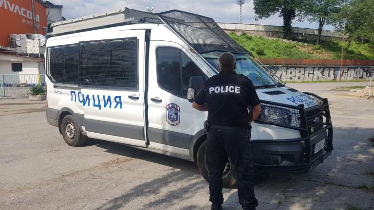 Ръководството на Левски повика полиция, която да охранява днешната тренировка