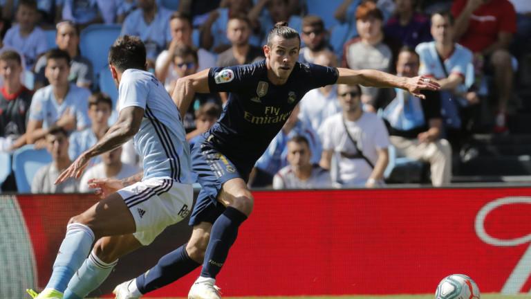 Реал (Мадрид) с пет промени за двубоя с Осасуна
