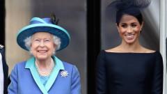 Жестът на кралицата към Хари и Меган