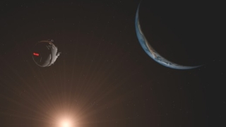 Космонавт призна за срещи с извънземни