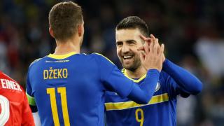 """Гърция напомни как стана номер едно в Европа, записа """"специалитета"""" си срещу Босна и Херцеговина"""