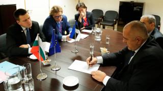 """Борисов прие приоритетите """"дигитализация"""" и """"киберсигурност"""" от Естония"""