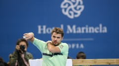 Стан Вавринка с летящ старт на Sofia Open 2018