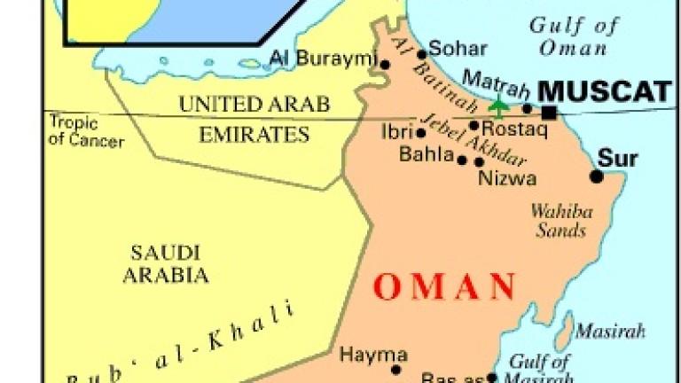 Султанът на Оман Кабус бен Саид почина
