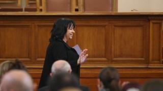 Депутатите решиха Теменужка Петкова да докладва за топлофикациите