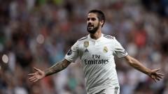 Реал (Мадрид) отпраща Иско по бързата процедура