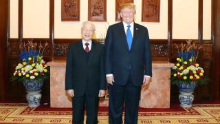 САЩ и Виетнам сключиха сделки за повече от $15 млрд.