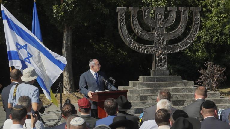 Израел има готовност да обсъди въпроса за военно сътрудничество с