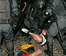 Осъдиха футболни хулигани в Стара Загора