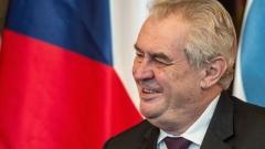 Президентът на Чехия не се отказва от думите си, че 90% от циганите не работят