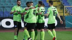 Една промяна в групата на Черно море за мача с Витоша (Бистрица)