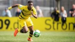 Юсуфа Мукоко стана най-младият голмайстор в младежката Шампионска лига