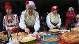 """Български обичаи оживяха в Античния център """"Сердика"""""""