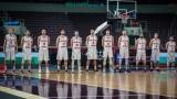 Министър Кралев поздрави националите по баскетбол