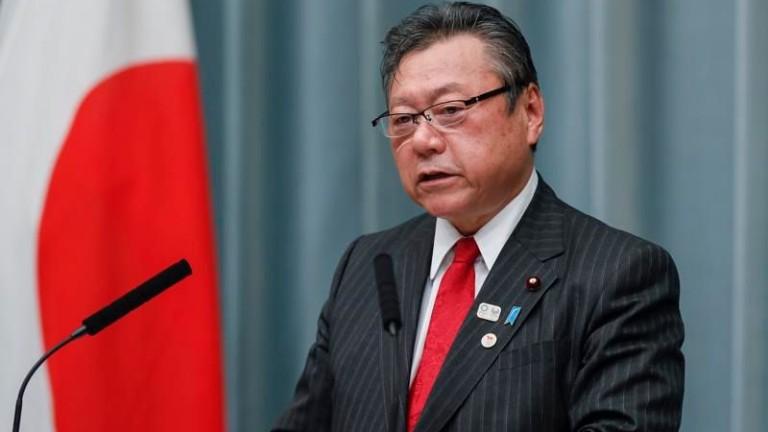 Японският министър по киберсигурността Йошитака Сакурада направи смайващото признание, че
