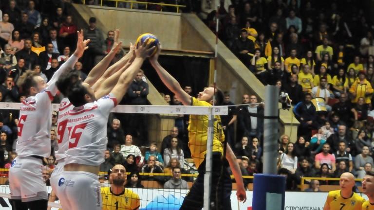 НВЛ отчете като изключително успешен приключилият волейболен сезон