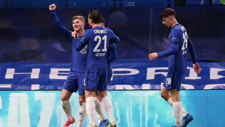 """Челси - Реал (Мадрид), """"сините"""" докосват финала, но се скъсват от пропуски"""