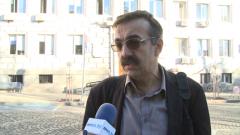 Граждани протестират срещу забраната да присъстват на заседанията на СОС