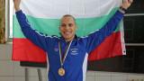 Антъни Иванов с нов национален рекорд на държавното първенство
