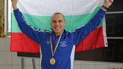 Антъни Иванов закономерно №1 в плуването за 2017 година