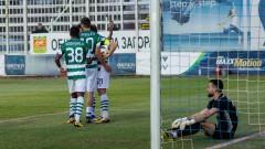 Черно море затвърди мястото си в Топ 6 с безпроблемна победа над Верея