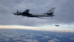 """Япония """"настръхна"""" от ядрени бомбардировачи на Русия над Японско море"""