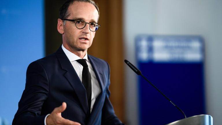 """Германия с неочакван аргумент в защита на """"Северен поток-2"""""""
