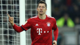 Байерн (Мюнхен) предлага нов договор на Роберт Левандовски