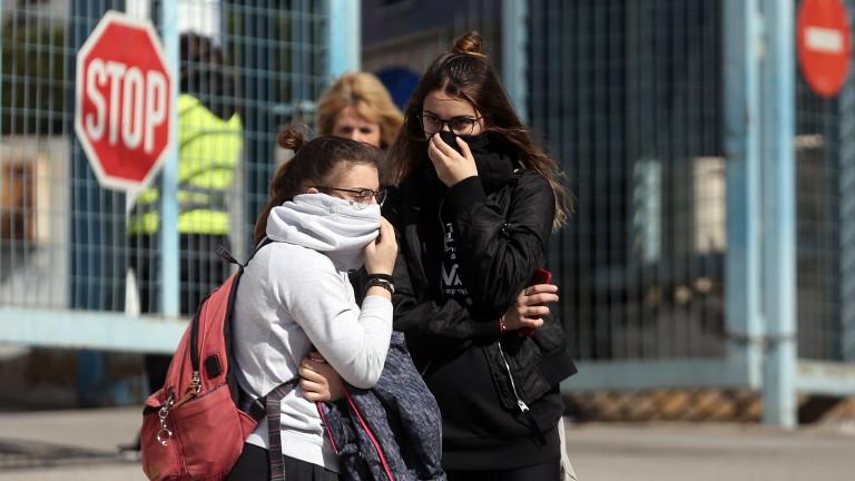 Извънредни мерки в Гърция срещу коронавируса
