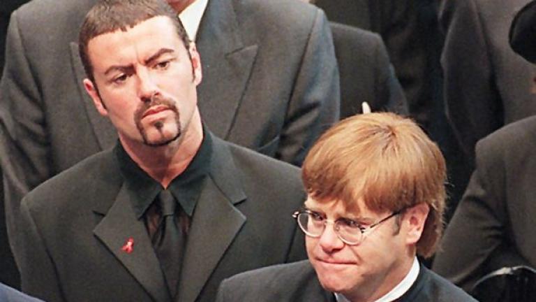 Елтън Джон ще пее на погребението на Джордж Майкъл