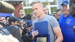"""Любимец на """"сините"""" фенове може да се завърне в Левски"""
