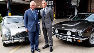 Aston Martin разказа за колите в новия филм за Джеймс Бонд