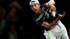 Юго Юмбер с първа титла от ATP след триумф в Окланд