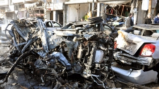 Близо 50 загинали и над 100 ранени при двоен атентат в Хомс