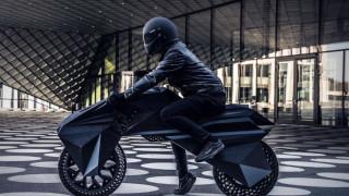 Първият електрически 3D-принтиран мотоциклет има само 15 части