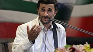 Ахмадинеджад: НАТО не е заплаха за Иран
