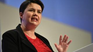 Лидерът на Шотландската консервативна партия подаде оставка