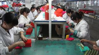 Икономиката на Китай не е растяла така бавно, както сега, от годините на...