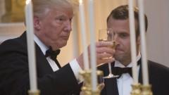 Тръмп и световните лидери - приятели, но без облаги