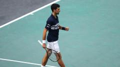 Новак Джокович ще загрява за Australian Open с турнира в Аделаида