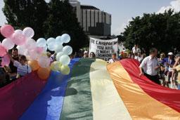 САЩ и Норвегия приветстват гей парада ни