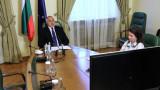 Бойко Борисов: Европа закъсня с мерките срещу коронавируса