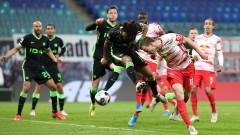 РБ Лайпциг е вицешампион на Германия, Волфсбург ще играе в ШЛ