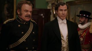 Шерлок Холмс и д-р Уотсън, но като пародия