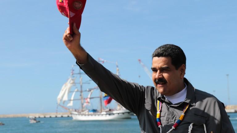 Венецуела пусна Ел Петро